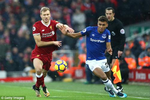Chi tiết Liverpool - Everton: Căng mình giữ thành quả (KT) 20