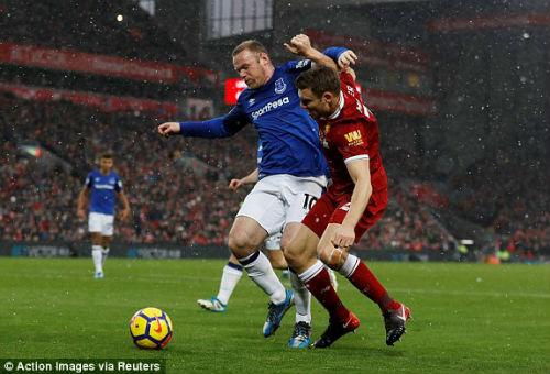 Chi tiết Liverpool - Everton: Căng mình giữ thành quả (KT) 21