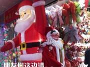 Ở châu Á có một thành phố đặc biệt đón Giáng sinh quanh năm