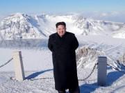 Thế giới - Triều Tiên nói Kim Jong-un có thể kiểm soát được thiên nhiên