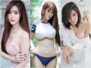 """Thời trang - Nam giới phát cuồng vì mẫu Thái """"mặt ngây thơ, thân hình nảy nở"""""""