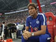 Bóng đá - Tin HOT bóng đá tối 10/12: Conte thừa nhận Chelsea hết cửa vô địch