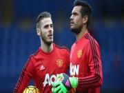 """Bóng đá - Chuyển nhượng MU: De Gea, Romero """"rủ nhau"""" rời Old Trafford"""
