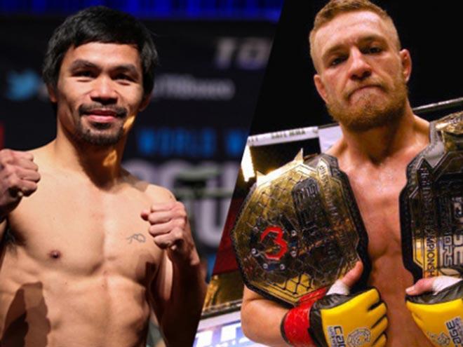 Tin thể thao HOT 11/12: Pacquiao chính thức thách đấu McGregor