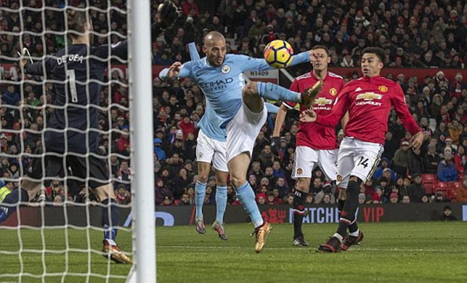 MU vs Man City: vòng 16 Ngoại hạng Anh