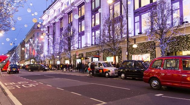 Không khí nóng rực tại 7 thành phố lộng lẫy nhất dịp Giáng sinh - 7
