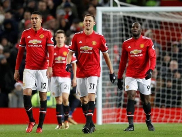 """Tổng hợp Ngoại hạng Anh V16: Lukaku """"kiến tạo"""", Man City vô địch lượt đi 4"""