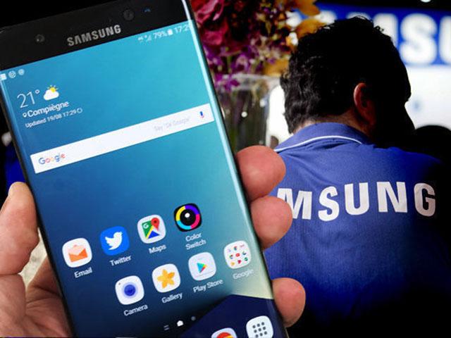 Thị phần smartphone của Samsung sẽ giảm trong năm 2018 - 2