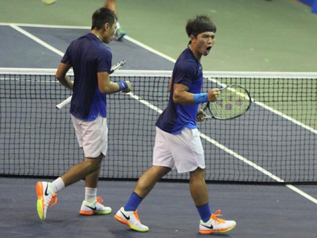 Các cây vợt xuất sắc so tài tuyển chọn đội hình dự Davis Cup 2018 4