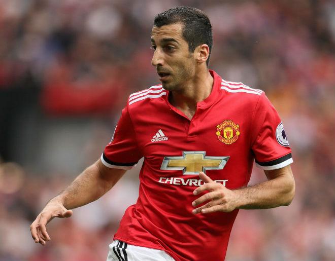 """Chuyển nhượng MU: Mkhitaryan """"bật"""" Mourinho, Tottenham tranh Bale 1"""