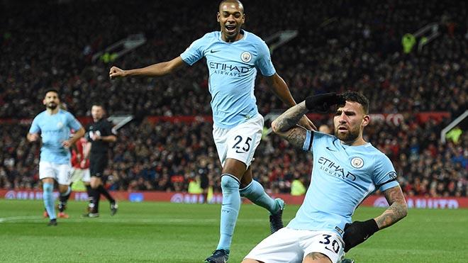 """Tổng hợp Ngoại hạng Anh V16: Lukaku """"kiến tạo"""", Man City vô địch lượt đi 1"""