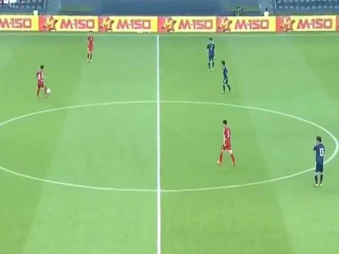 U23 Nhật Bản - U23 Triều Tiên: Trút cơn thịnh nộ, phá nát mành lưới - 1