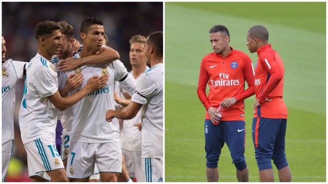 Sôi sục vòng 1/8 cúp C1: Đụng PSG-Neymar, Real coi như trận chung kết - 2
