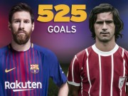 Messi gạt nỗi đau Bóng vàng, chạm siêu kỉ lục của Gerd Muller