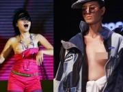 Thời trang - Nhiều người đẹp Việt từng hớ hênh vì diễn sung