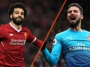 """Bóng đá - Bàn thắng đẹp vòng 16 ngoại hạng Anh: """"Vua bọ cạp"""" đọ siêu phẩm """"bom tấn"""" Salah"""
