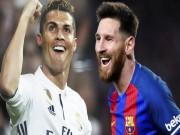 """Bóng đá - Tiêu điểm vòng 15 La Liga: Ronaldo – Messi """"nổ súng"""", ngóng Siêu kinh điển"""