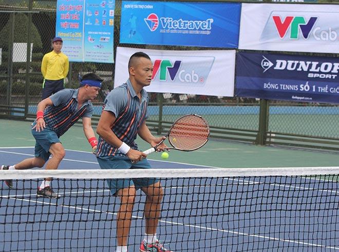 Các cây vợt xuất sắc so tài tuyển chọn đội hình dự Davis Cup 2018 1