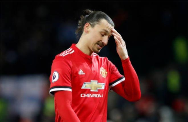 "MU khổ hậu derby: Mourinho & Lukaku bị ""soi"", Ibrahimovic bị sỉ nhục - 1"