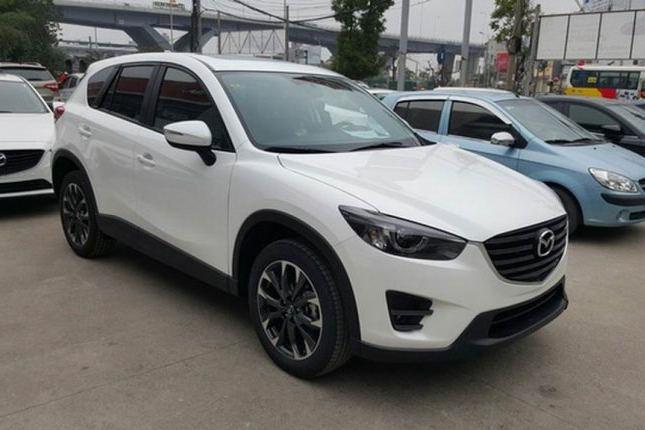 Mazda CX-5 đời cũ ở Việt Nam có giá chỉ 820 triệu đồng - 2