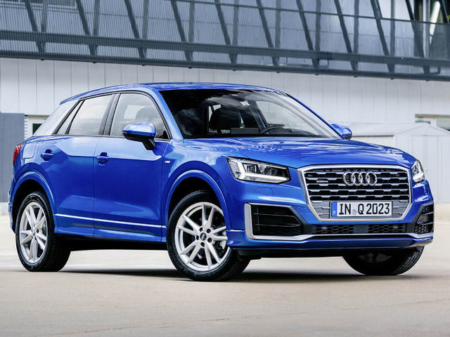 Audi Q2 2018 ra mắt, giá chỉ 1,1 tỷ đồng - 1