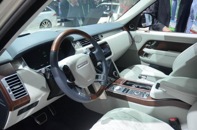 Range Rover SVAutobiography 2018 chốt giá 4,7 tỷ đồng - 3
