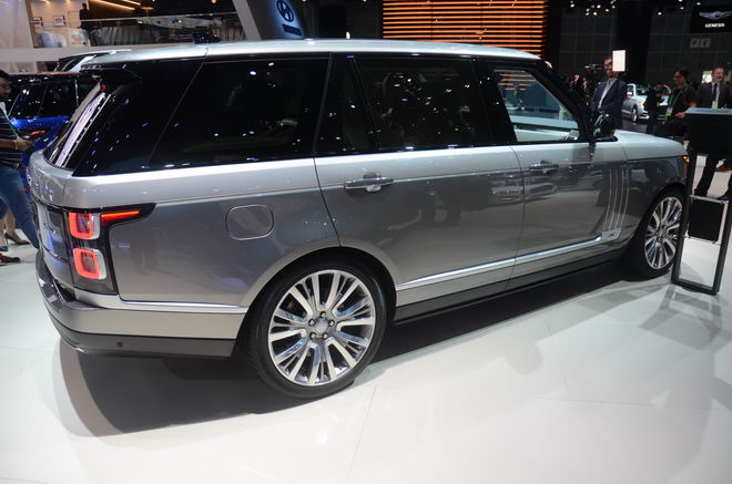 Range Rover SVAutobiography 2018 chốt giá 4,7 tỷ đồng - 2