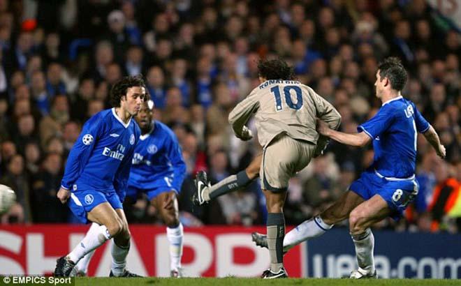 """Chelsea - Barca Cup C1: Messi ám ảnh, Hazard sẽ """"lắc hông"""" như Ronaldinho? 1"""