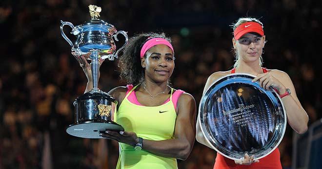 """""""Kẻ thống trị"""" Serena trở lại: Trả hận Sharapova, giật ngôi hậu Halep 1"""