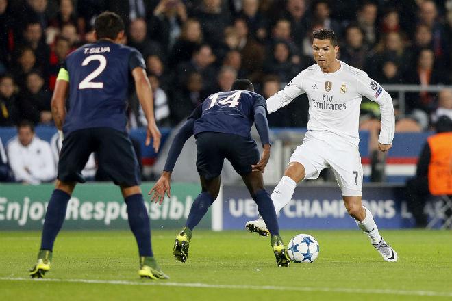 """Real đấu PSG: Neymar quyết hạ bệ Ronaldo, chiếm """"ngai vàng"""" cúp C1 - 1"""