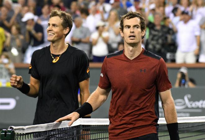 """5 """"cú sốc"""" tennis năm 2017: Federer, Nadal đầu bảng nỗi thất vọng 6"""