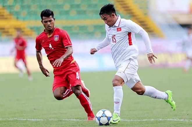 U19 Việt Nam - U21 Myanmar: Bản lĩnh đáng khen, người hùng phút cuối - 2