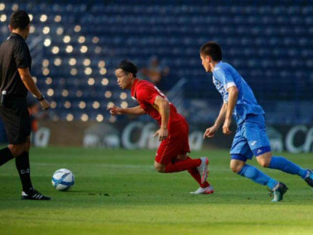 HLV Park Hang Seo chê cầu thủ U23 Việt Nam tham lam 4
