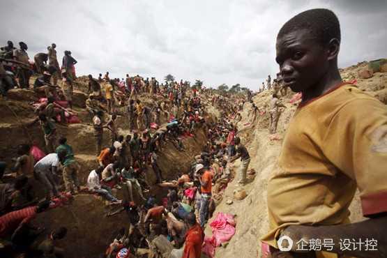 """Đất nước này """"chẳng có gì ngoài vàng"""", nhưng người  dân lúc nào cũng đói - 1"""