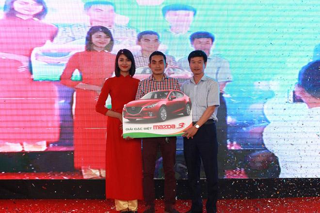Mua căn hộ An Bình City bốc thăm Mazda CX5 - 1