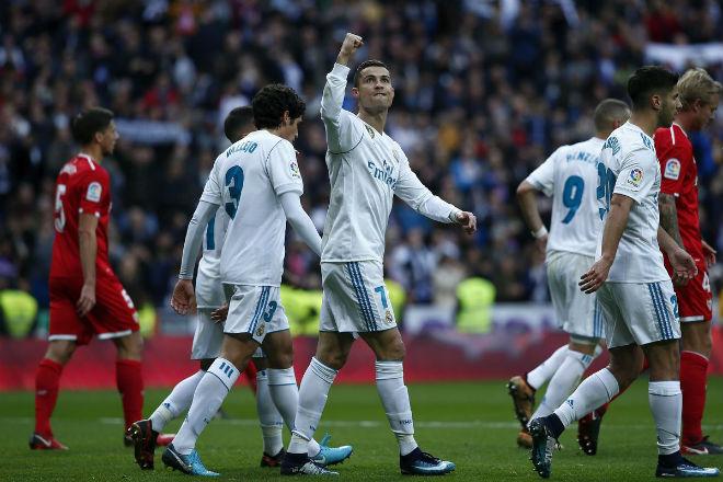 """Al Jazira - Real Madrid: Ronaldo thăng hoa, quyết công phá """"xe bus 3 tầng"""" 1"""