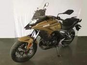Thế giới xe - Đây có phải chiếc Honda CB500X?