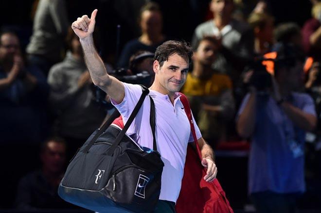 Tin thể thao HOT 14/12: Federer ngầm nói sẽ bỏ Roland Garros 1