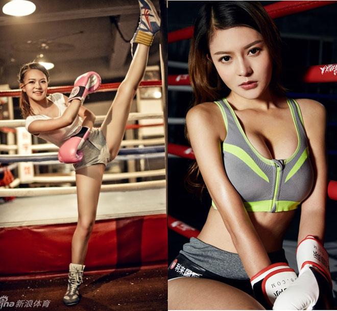MC thể thao hot nhất Trung Quốc nóng bỏng nhờ... uống nước lọc - 7