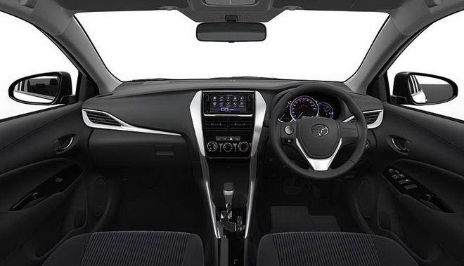 Toyota Vios 2018 ra mắt, giống hệt Yaris Ativ - 3