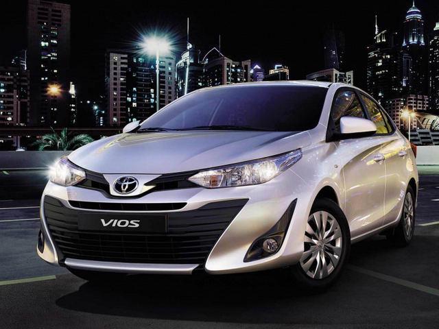 Toyota Vios 2018 ra mắt, giống hệt Yaris Ativ - 1