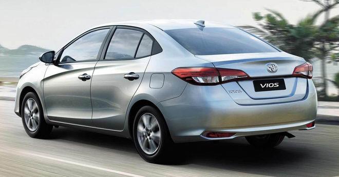 Toyota Vios 2018 ra mắt, giống hệt Yaris Ativ - 2