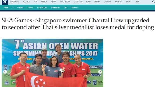 """HCV """"trên trời"""" loạn SEA Games: Việt Nam hưng phấn, Singapore """"đổ lệ"""" 2"""