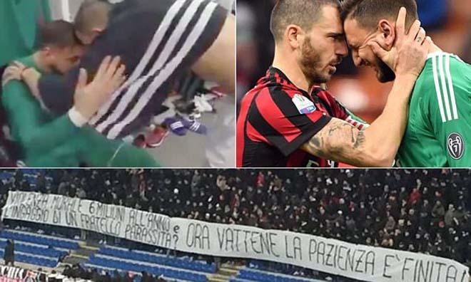 """""""Buffon đệ nhị"""" bị sỉ nhục, quyết đến Real, MU yên tâm giữ De Gea"""