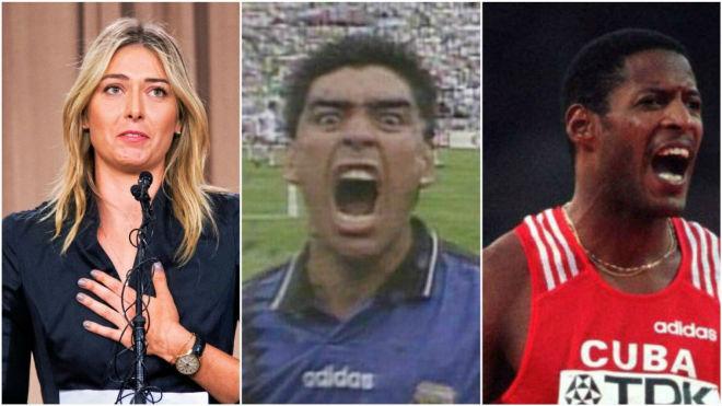 """""""Mưu hèn kế bẩn"""" thể thao: Mike Tyson, Sharapova, nhà VĐ Olympic góp mặt 1"""