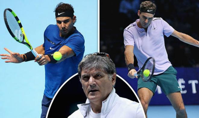 """Nadal, Federer, Djokovic thống trị 47 Grand Slam: Tại """"đám trẻ"""" chưa lớn 2"""