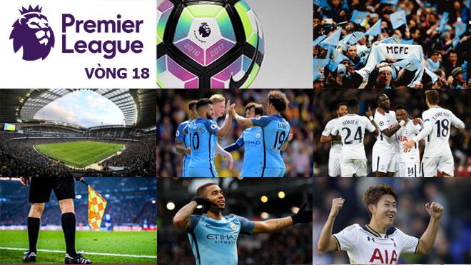 Ngoại hạng Anh trước vòng 18: MU ngóng Tottenham ngáng chân Man City 3