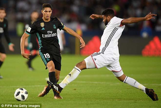 Al Jazira - Real Madrid: Khung thành ám ảnh, song sát ngược dòng