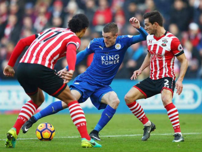 "Southampton - Leicester City: 4 ""cú đấm"" trời giáng 1"