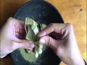 Ẩm thực - Cách làm mứt dừa hoa cúc siêu dễ, siêu đẹp đón Tết